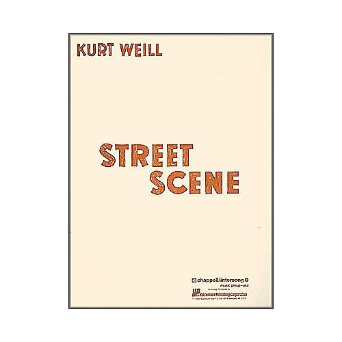 Hal Leonard Street Scene Vocal Score