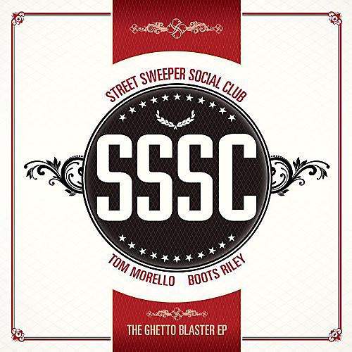 Alliance Street Sweeper Social Club - Ghetto Blaster