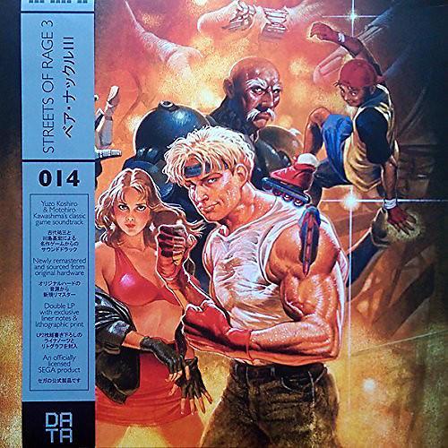 Alliance Streets Of Rage 3 (Original Soundtrack)