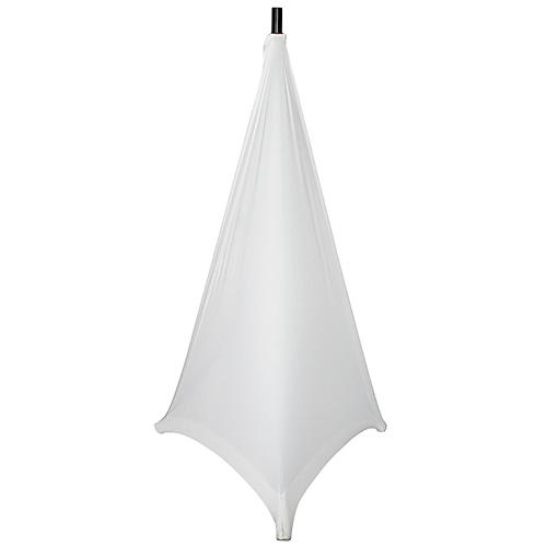 JBL Bag Stretchy Cover for Tripod Stand - 2 Sides White White