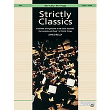 Alfred Strictly Classics Book 1 Violin
