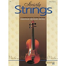 Alfred Strictly Strings for Viola, Book 2