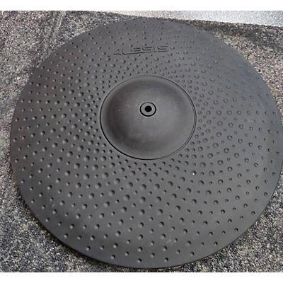 "Alesis Strike 14"" Dual-Zone Electric Cymbal Electric Cymbal"