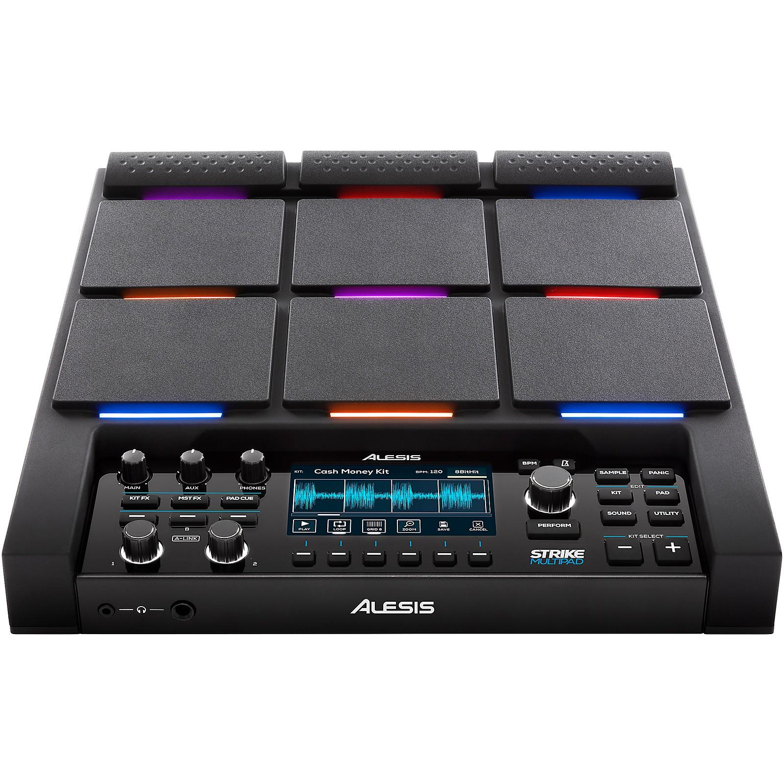 Cables Alesis SamplePad Pro 32GB Flash Memory Card DJ Headphone ...