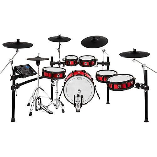 alesis strike pro se electronic drum set musician 39 s friend. Black Bedroom Furniture Sets. Home Design Ideas