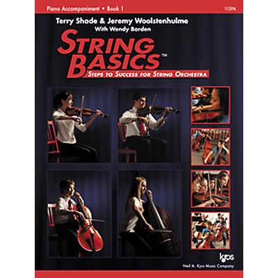 KJOS String Basics Book 1 - Piano Accompaniment