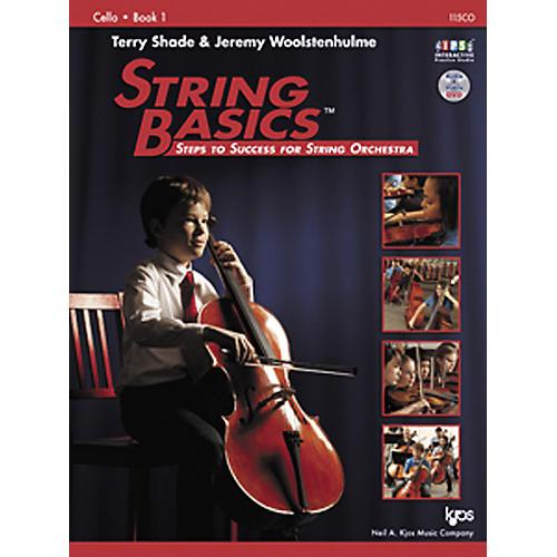 KJOS String Basics Book 1 for Cello