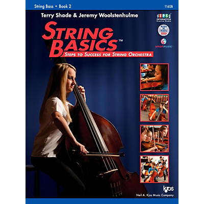 KJOS String Basics Book 2 - String Bass