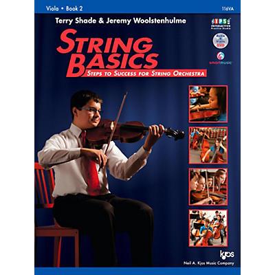 KJOS String Basics Book 2 - Viola