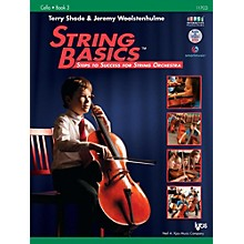 KJOS String Basics Book 3 - Cello