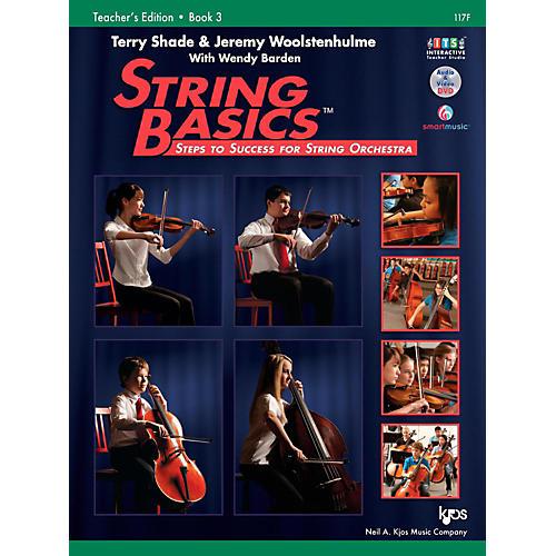 KJOS String Basics Book 3 - Score