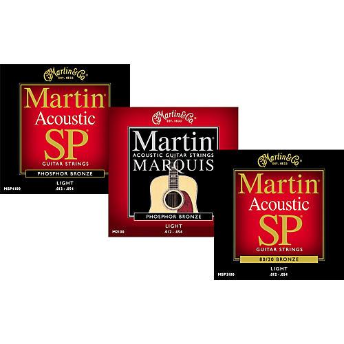 Martin String Combo 3 Pack
