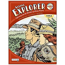 Alfred String Explorer Book 2 Viola