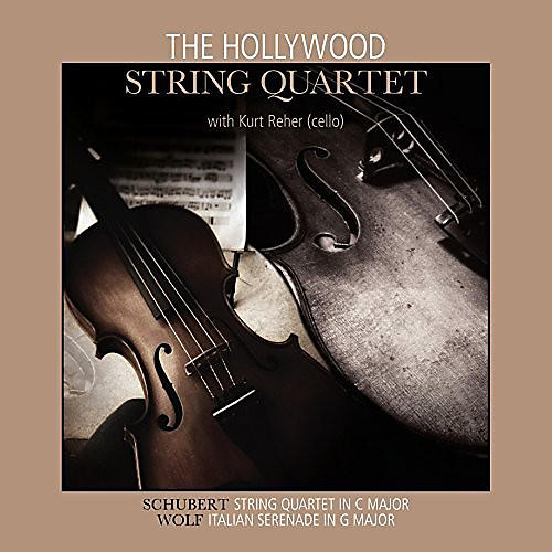 String Quartet In C Major / Italian Serenade In G Major