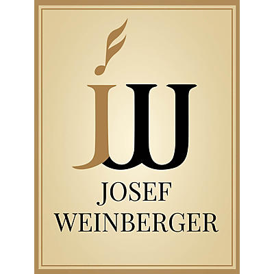 Joseph Weinberger String Quartet No. 2 in C, Op. 5 (Set of Parts) Boosey & Hawkes Chamber Music Series by André Tchaikowsky