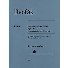 G. Henle Verlag String Quartet in F Major Op. 96 (American Quartet) Henle Music Folios Series Softcover by Antonin Dvorak