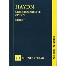 G. Henle Verlag String Quartets - Volume X Op. 76 (Study Score) Henle Study Scores Series Softcover by Joseph Haydn