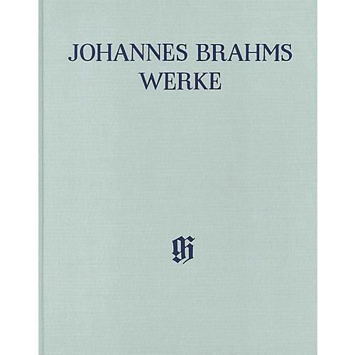 G. Henle Verlag String Quartets, Arrangements for One Piano, Four Hands Henle Complete Edition Series Hardcover