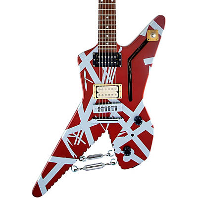 EVH Striped Series Shark Electric Guitar