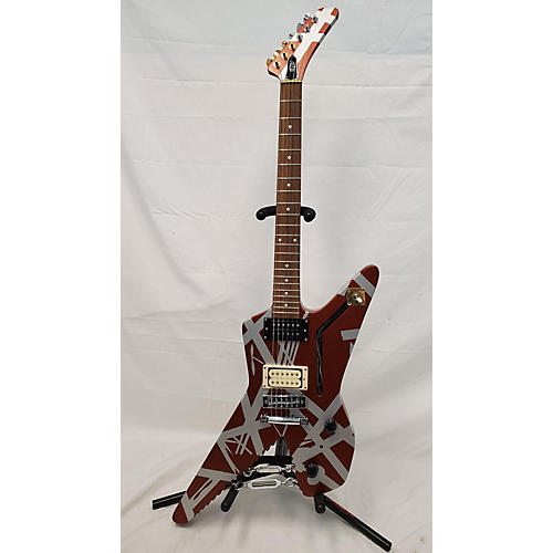 Striped Series Shark Solid Body Electric Guitar