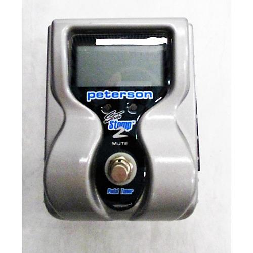 Peterson Strobo Stomp 2 Tuner Pedal
