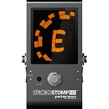 Peterson StroboStomp HD Tuner Pedal