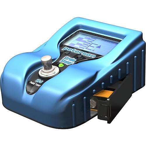 Peterson StroboStomp Virtual Strobe Tuner Pedal and DI