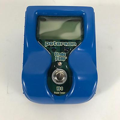 Petersen Strobostomp VS-s Tuner