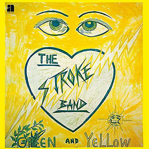 Alliance Stroke Band - Green & Yellow