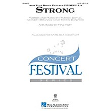 Hal Leonard Strong (from Cinderella) ShowTrax CD Arranged by Mac Huff