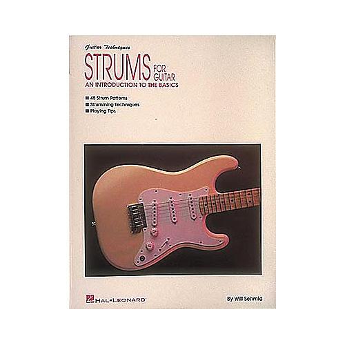 Hal Leonard Strums For Guitar w/Tab Book