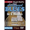 Licklibrary Stuart Bull's Advanced Blues in 6 Weeks (Week 3) Lick Library Series DVD Performed by Stuart Bull thumbnail