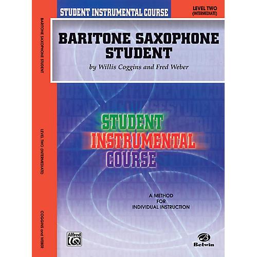 Alfred Student Instrumental Course Baritone Saxophone Student Level II