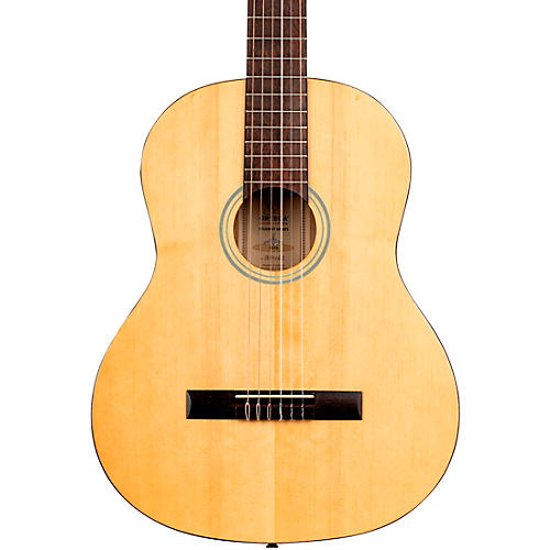 Ortega Student Series RST5 Full Size Acoustic Classical Guitar Gloss Natural 4/4