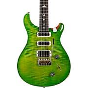 Studio 10-Top with Pattern Neck Electric Guitar Eriza Verde