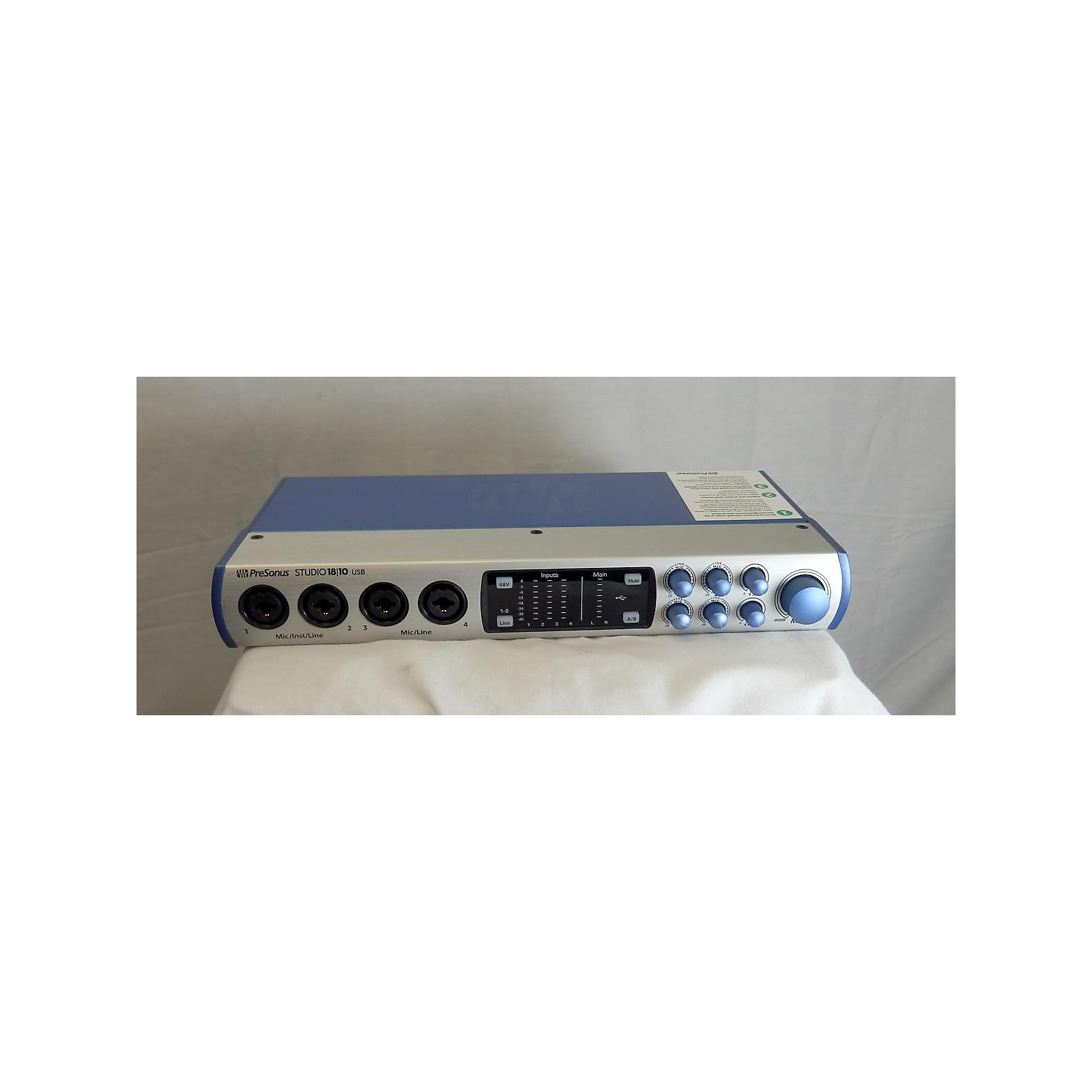 Presonus Studio 1810 Audio Interface