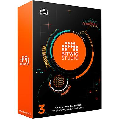 Bitwig Studio 3 EDU (Download)