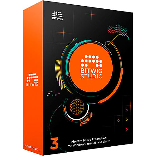 Bitwig Studio 3 Upgrade From 8-Track (Download)