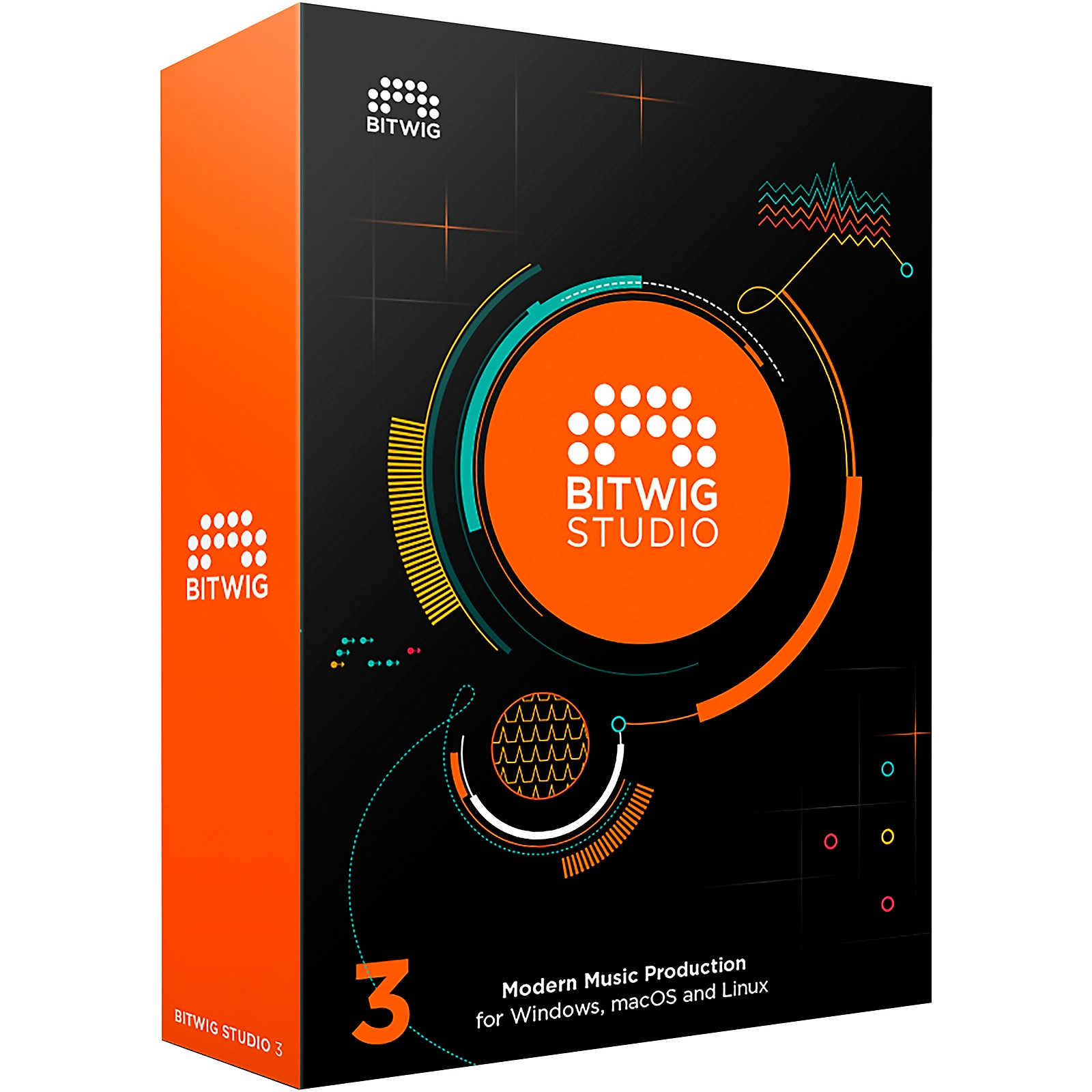 Bitwig Studio 3 Upgrade Plan (Download)
