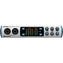 Open Box PreSonus Studio 68 (6x8 USB 2.0 24-bit 192 kHz Audio Interface)