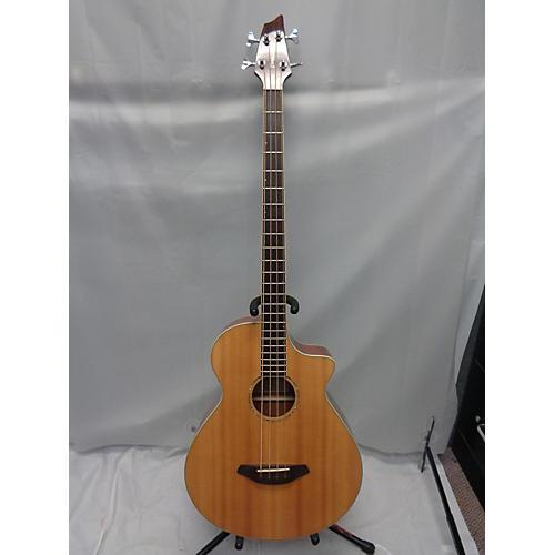 Breedlove Studio Bass Acoustic Bass Guitar Natural
