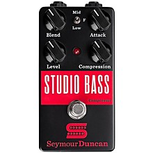 Open BoxSeymour Duncan Studio Bass Compressor Effects Pedal