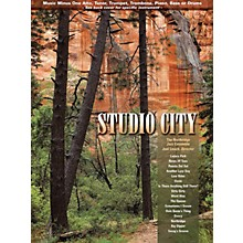Music Minus One Studio City (Minus Minus One Piano) Music Minus One Series Softcover with CD