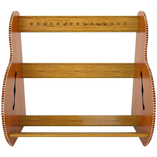 A&S Crafted Products Studio Deluxe Special Edition Guitar Case Rack