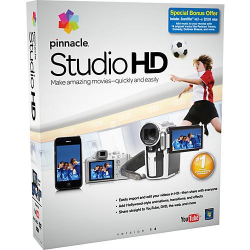 Pinnacle Studio HD 14