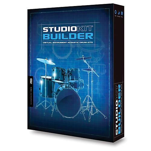 Big Fish Studio Kit Builder (Kontakt Player 5/Plug-in)