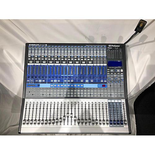 Studio Live 24.4.2 AI Digital Mixer