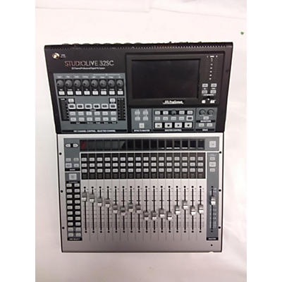 Presonus Studio Live 32SC Digital Mixer