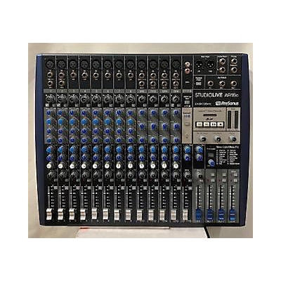 PreSonus Studio Live AR16C Powered Mixer
