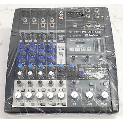 PreSonus Studio Live AR8 USB Digital Mixer